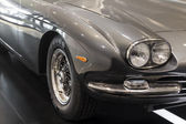 Luxury vintage cars — Stock Photo