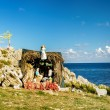 Nativity Scene on the Mediterranean Sea — Stock Photo #37253673