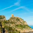 Stock Photo: Ancient tower in Sicily (Italy)