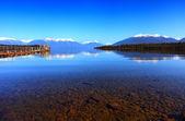 Te Anau Downs, New Zealand — Stock Photo