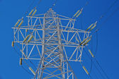 Pylon of power line — Stock Photo