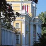 Постер, плакат: Rumyantsev Paskevich Palace Gomel Belarus