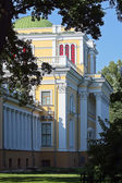 Rumyantsev-Paskevich Palace. Gomel, Belarus. — Stock Photo