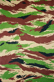 Military camouflage cloth — Stock Photo