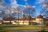The Pilgrimage church of Virgin Mary of Victories — Stock Photo
