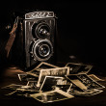 Old Soviet camera - Lubitel 2 — Stock Photo #21903707