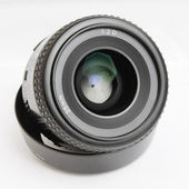 Lens of a camera — Stock Photo