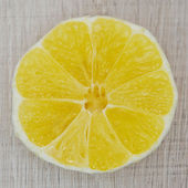 Fruit Lemon — Stock Photo