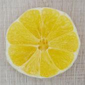Fruit Lemon — Stock Photo