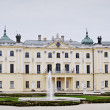 Stock Photo: The royal palace