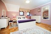 Buildings bedroom at home living — Foto de Stock