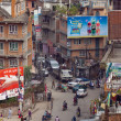 Urban Life in Kathmandu, Nepal — Stock Photo
