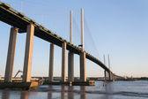 Dartford Bridge UK — Stock Photo