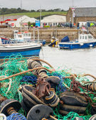 Westbay harbour — Stock Photo