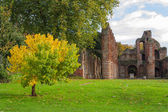 Colchester castle Essex UK — Stock Photo
