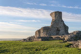 Hadleigh castle essex uk — Stock Photo