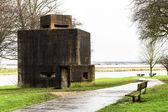 Bunker essex uk — Stockfoto