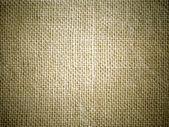 Homespun cloth background — Stock Photo
