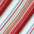 Stock Photo: Striped fabric