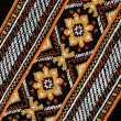 Stock Photo: Folk fabric