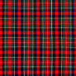 Plaid fabric — Stock Photo #36181605