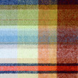 Plaid fabric — Stock Photo #36181839