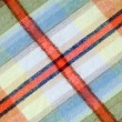 Plaid fabric — Stock Photo #36182047