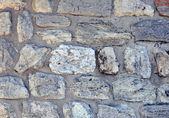 Abstract background with stone wall — Stock Photo