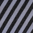 Stock Photo: Striped fabric with lurex