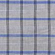 Stock Photo: Plaid fabric