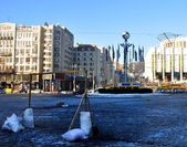 KIEV (KYIV), UKRAINE - FEBRUARY 2, 2014 — Stock Photo