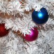 Three Decorative Balls - Foto Stock
