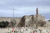 David Tower in Jerusalem — Stock Photo