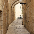 The Street in Jerusalem — Stock Photo