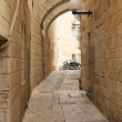 The Street in Jerusalem — Photo