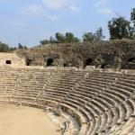 Ruin of Antique Amphitheater — Stock Photo #24022613