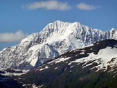 Montagne in alaska — Foto Stock