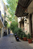 Street in Athens — Stock Photo