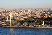 View of Istanbul Turkey — Stock Photo