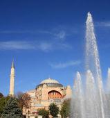 Mosque Hagia Sophia — Stock Photo
