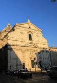 Iglesia de Gesú — Foto de Stock