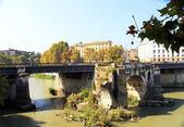 Palatino bridge in Rome, Italy — ストック写真