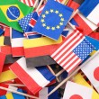 World flags — Stock Photo #18378951