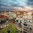 Barcelona sunset — Stock Photo #20194803