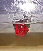Splash — Stock fotografie