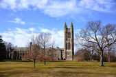 Princeton Graduate College Bell Tower — Stock Photo