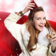 New Year's Eve event — Stock Photo