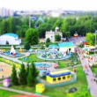 Stock Photo: RussiPark of attractions