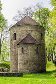 Romanesque rotunda in Cieszyn — Stock Photo