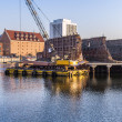 Renovation waterfront — Stock Photo #38894193